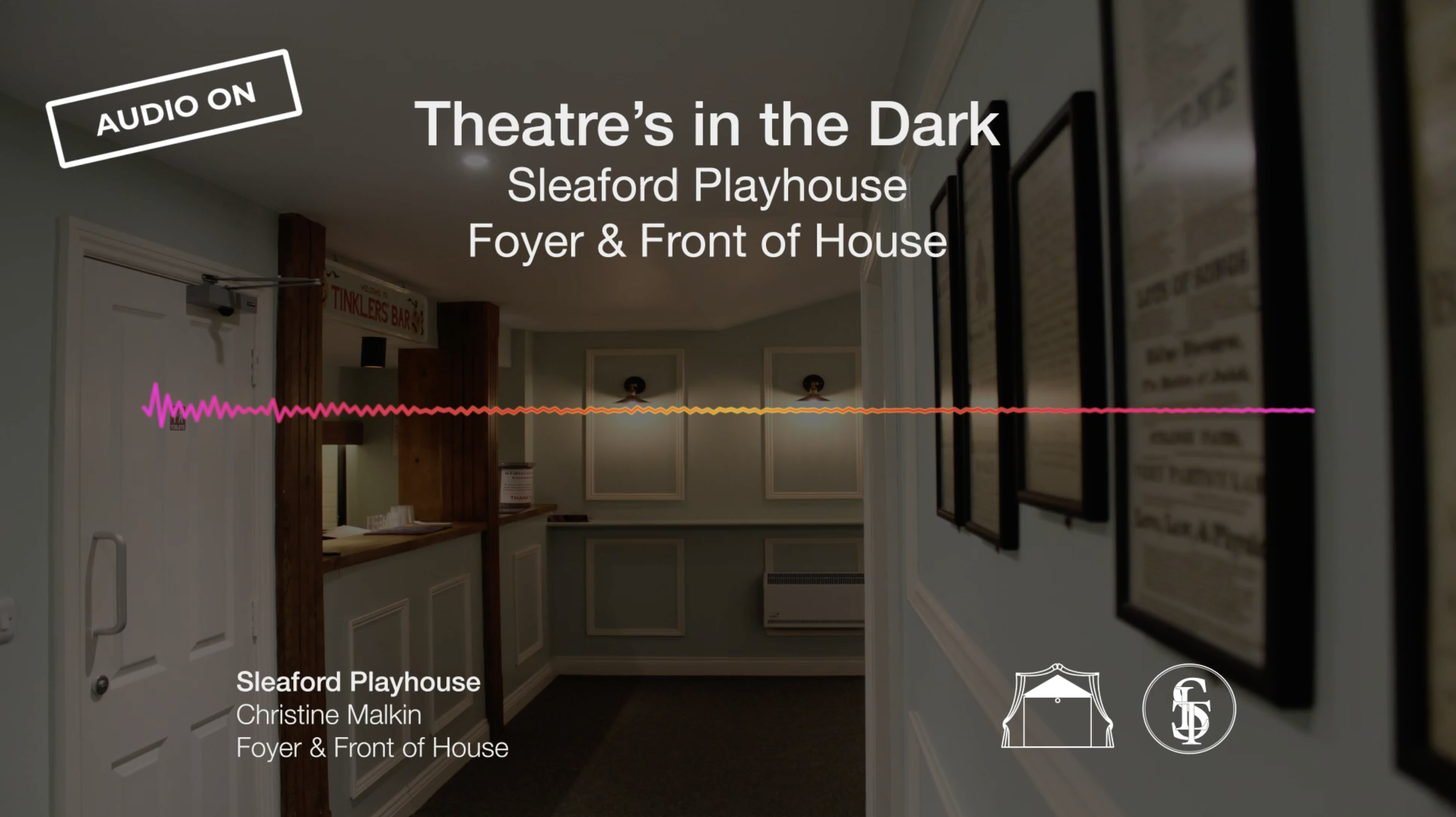 The Foyer - Theatres in the Dark - Part One