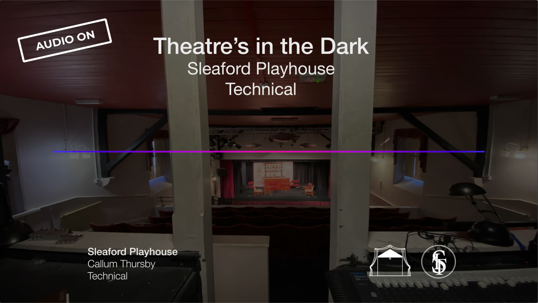 The Tech Box - Theatres in the Dark - Part Three