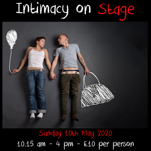 Intimacy on Stage - Delivered by Maria Bates