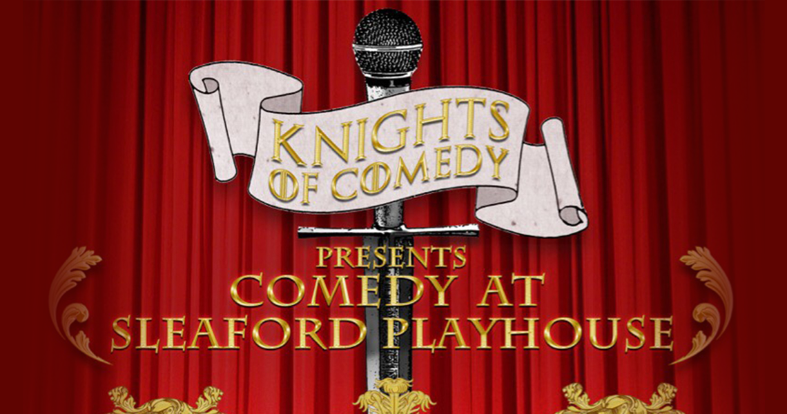 Knights of Comedy to return this April